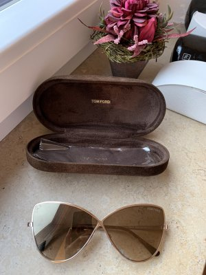 Tom Ford Glasses brown-light brown