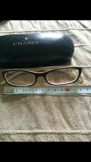 Brille Armani Schwarz Weiß Hornbrille
