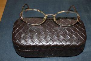 Brille / Brillengestell von Guy Laroche in lebendigen Farben