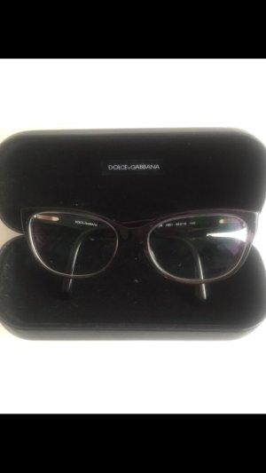 Brille bzw. Brillengestell D&G