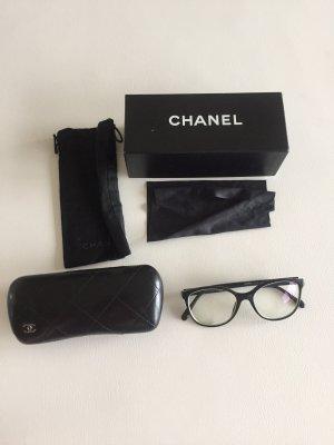 Brille Chanel schwarz Modell 3213