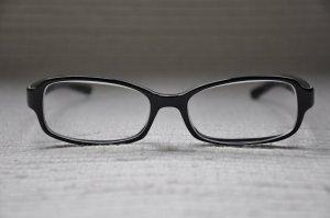 brille ck calvin klein brillenfassung schwarz top