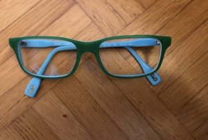 Dolce & Gabbana Glasses forest green-light blue