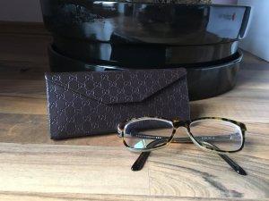 Brille Gucci mit Etui