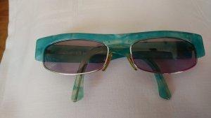 Brille in aquagrűn/ silber von Alain Mikli