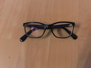 Oliver Peoples Bril donkerblauw-blauw