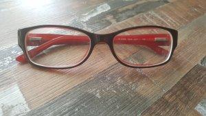 Ralph Lauren Glasses black-neon red