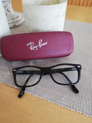 Ray Ban Glasses black-bronze-colored synthetic material