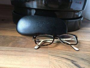 Brille Rayban mit Etui