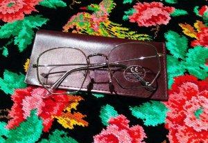 Gafas color plata-gris claro