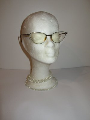 Vintage Glasses brown