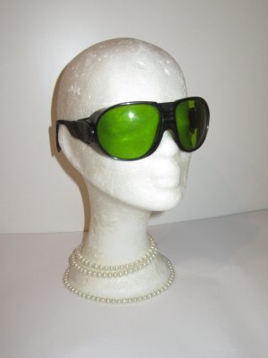 Brille Uvex Vintage Retro Arbeitsbrille Fasching Karneval