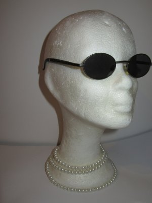 Vintage Occhiale nero