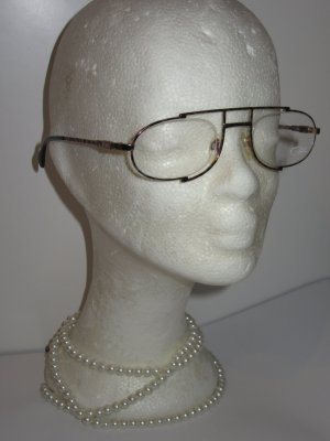 Vintage Glasses silver-colored