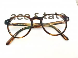 Ace & Tate Glasses brown