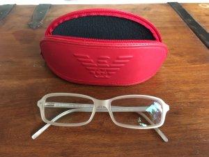 Brille von Armani mit Etui