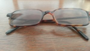 Emporio Armani Glasses brown-dark brown