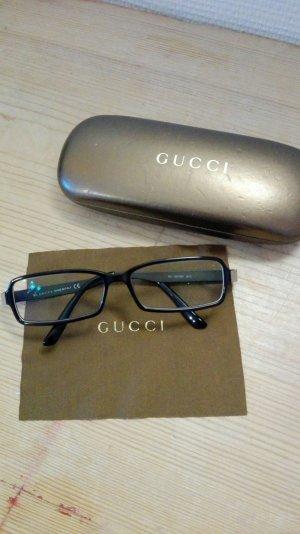 Brille von GUCCI, braun/bronze/matt LETZTE REDUZIERUNG!!