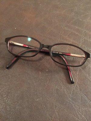 Brille von Gucci mit Stärke