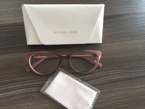 Michael Kors Glasses rose-gold-coloured-grey brown synthetic material
