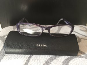 Prada Glasses dark violet