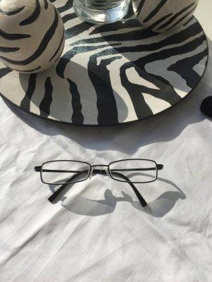 Glasses dark blue