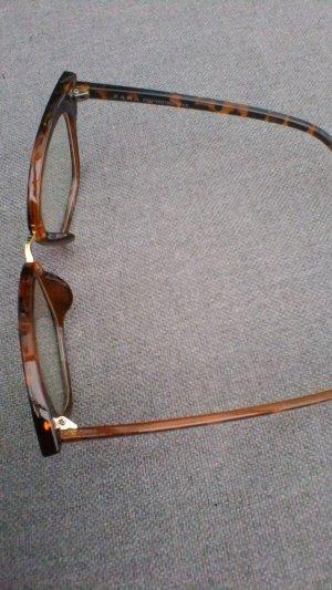 Brille von Zara braun