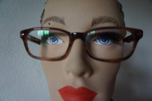 Occhiale marrone chiaro