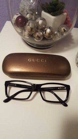 brillengestell/ brillenfassung gucci schwarz