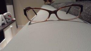 Brillengestell, Calvin Klein, *NEU*, braun beige