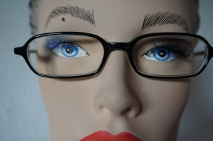 Fielmann Occhiale nero