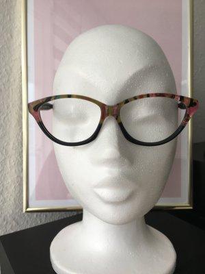 Brillengestell Retro Vintagelook Nerd