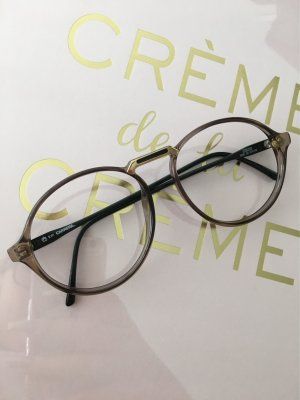 Brillengestell Retrobrille Vintage Edel