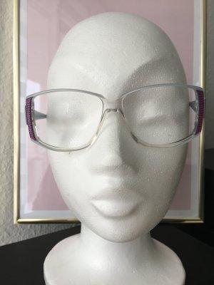 Brillengestell Retrobrille Vintagelook