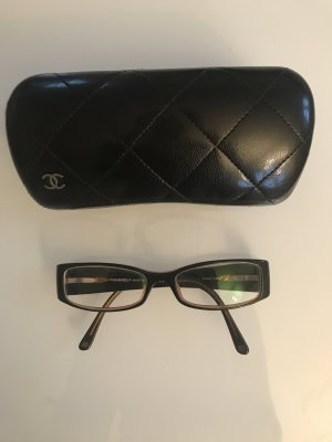 Chanel Glasses black brown