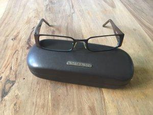 More & More Glasses dark blue-bronze-colored