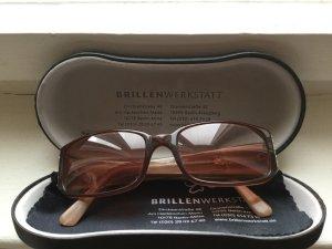 Brillenwerkstatt Qualitätssonnenbrille. Mit Strass. Fast ungetragen.