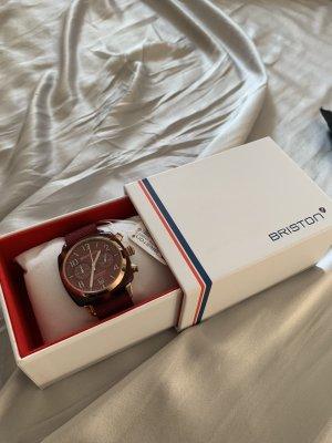 Brixton Self-Winding Watch carmine