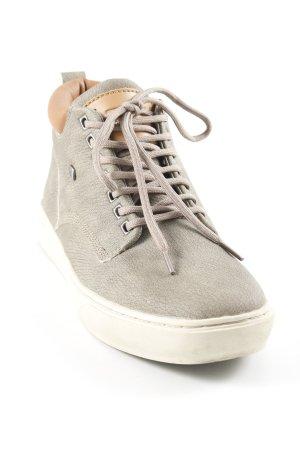 British Knights High Top Sneaker grau-braun Casual-Look