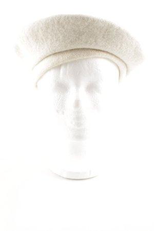 Brixton Baskenmütze wollweiß Elegant
