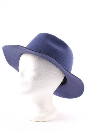 Brixton Cappello di lana blu scuro stile boyfriend