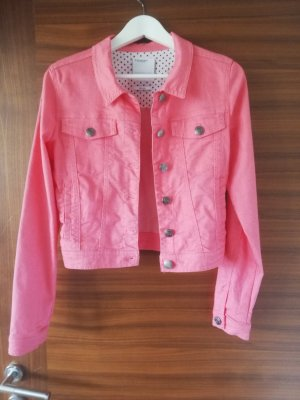 Broadway NYC Fashion Jeansjacke Pink