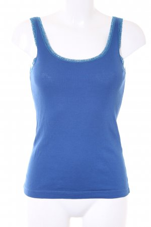 Broadway Tanktop blau Casual-Look