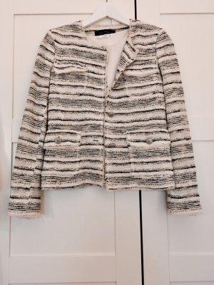 Brokat Kastenjacke von Zara, XS
