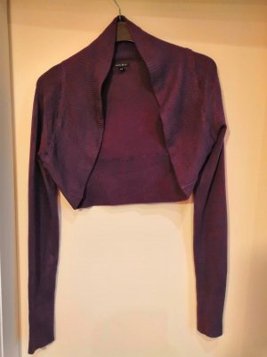 Amisu Bolero blackberry-red-brown violet