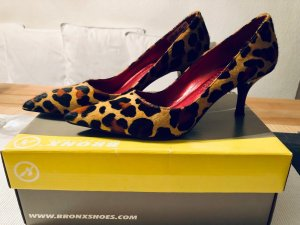 Bronx Backless Pumps multicolored
