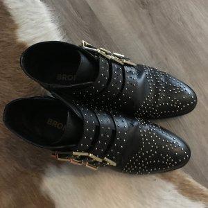 Bronx Boot Golddetails