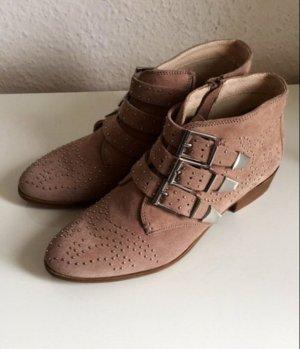 Bronx Boots chloe style Blogger