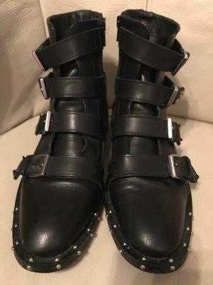 Bronx Boots schwarz Gr. 39
