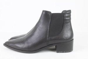 BRONX Boots Stiefeletten Gr. 37 schwarz (18/7/376)